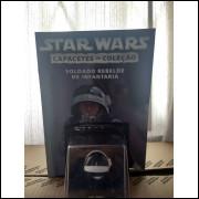 Coleção Capacete Star Wars - Vol.20 Rebel Trooper