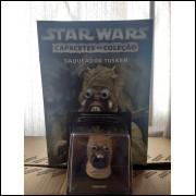 Coleção Capacete Star Wars - Vol.21 Tusken Raider