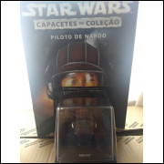 Coleção Capacete Star Wars - Vol.22 Naboo Pilot