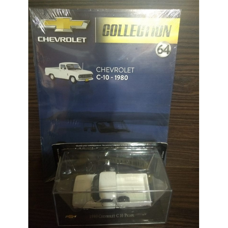 C-10 1980 - Chevrolet Collection - Ed. 64