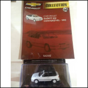 Kadett Gsi Conversível - Chevrolet Collection - Ed. 66