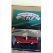 Ford F100 - Coleção Carros Inesquecíveis Do Br