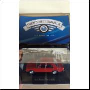 Alfa Romeo 2300 1975 - Coleção Carros Inesquecíveis Do Br
