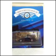 Honda Civic Lx 1993 - Coleção Carros Inesquecíveis Do Br