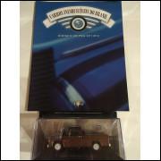 Dodge D-100 1971- Coleção Carros Inesquecíveis Do Br