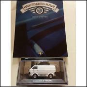 Gurgel Itaipu E-400 - Coleção Carros Inesquecíveis Do Br