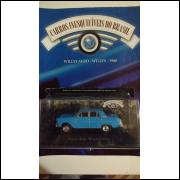 Aero Willys 1966 - Coleção Carros Inesquecíveis Do Br