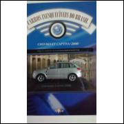 Captiva 2008 - Coleção Carros Inesquecíveis Do Br