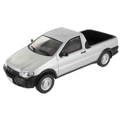 Fiat Strada (2004) - Coleção Carros Inesquecíveis Do Br