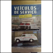 Veraneio Ambulância - Veículos De Serviço Do Brasil