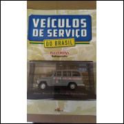 Rural Radiopatrulha - Coleção Carros De Serviço Ed. N. 07