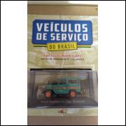 Toyota Ligth - Coleção Carros De Serviço Do Brasil