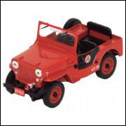 Jeep Bombeiros - Veículos De Serviço Ed. N. 15