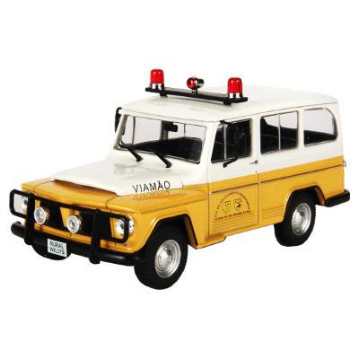 Rural Willys Viatura - Veículos De Serviço