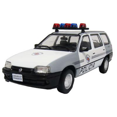Ipanema Pm Sp - Coleção Carros De Serviço