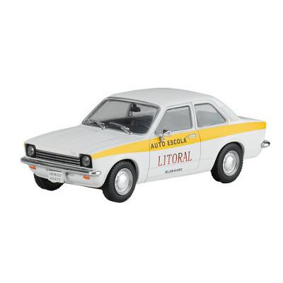 Chevette Auto Escola - Coleção Carros De Serviço