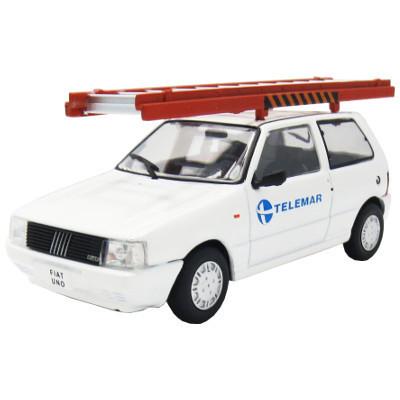 Uno Mille Telemar - Coleção Carros De Serviço