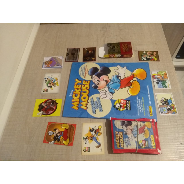 Figurinhas Mickey