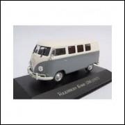 Kombi 1200 1957 - Coleção Carros Inesquecíveis Do Br