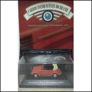 Fusca Conversível 1973 - Coleção Carros Inesquecíveis Do Br