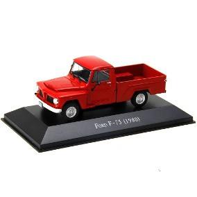 Ford F-75 1980 - Coleção Carros Inesquecíveis Do Br