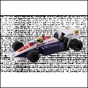 Lendas Do Automobilismo - Toleman Tg184 Ayrton Senna 1984