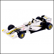 Lendas Do Automobilismo - Brawn Gp - Rubens Barrichello
