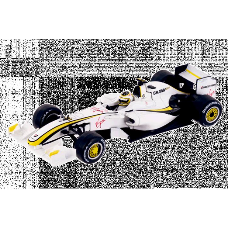 Lendas Do Automobilismo - Brawn Gp - Rubens Barrichello