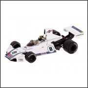 Lendas Do Automobilismo- Brabham Ford Bt44b Jose Carlos Pace