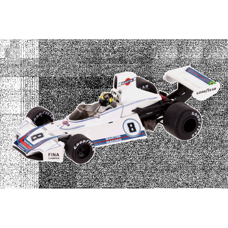 Lendas Do Automobilismo- Brabham Ford Bt44b Jose Carlos Pace