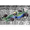 Lendas Do Automobilismo- Jordan Ford 191 Roberto Moreno