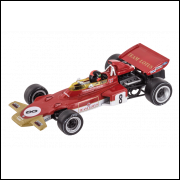 Lendas Do Automobilismo- Lotus Ford 72d Emerson Fittipaldi