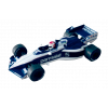 Lendas Do Automobilismo- Brabham Bmw Bt52b Nelson Piquet