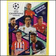 Lote Figurinhas Champions 18/19 HenriquePG2007