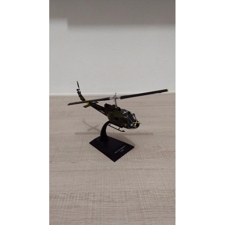 Coleção Helicópteros De Combate - Bell-uh - Ed. N. 01