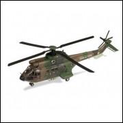 Coleção Helicópteros De Combate - Aerospatiale - Ed.n. 04