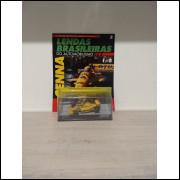 Lendas Do Automobilismo - Senna - Lotus 99t Ed. 02