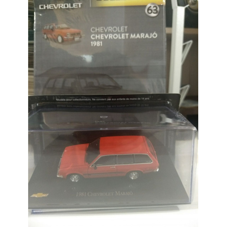 Marajó - Chevrolet Collection - Ed. 63