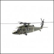 Coleção Helicópteros De Combate - Black Hawk Eua - Ed.n. 09
