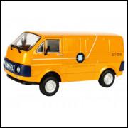 Gurgel Itaipu E400 Telerj - Veículos De Serviço Ed. N. 19